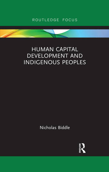 Human Capital Development and Indigenous Peoples book cover