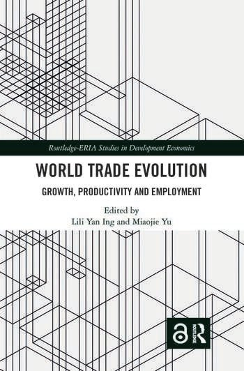 World Trade Evolution Growth, Productivity and Employment book cover
