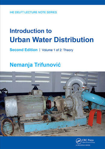 Introduction to Urban Water Distribution, Second Edition Theory book cover