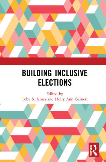Building Inclusive Elections book cover