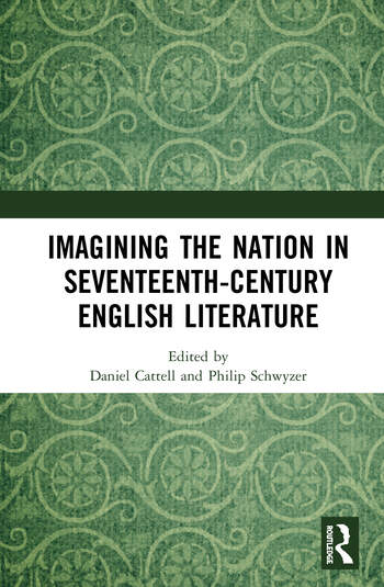 Imagining the Nation in Seventeenth-Century English Literature book cover