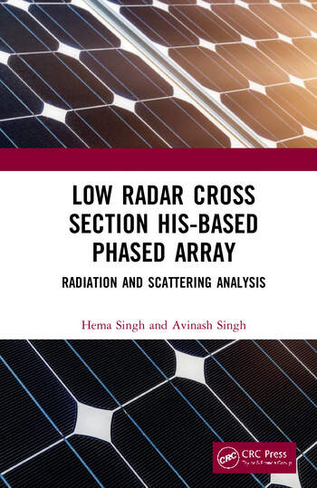 Low Radar Cross Section HIS-Based Phased Array Radiation and Scattering Analysis book cover