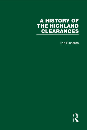 A History of the Highland Clearances book cover