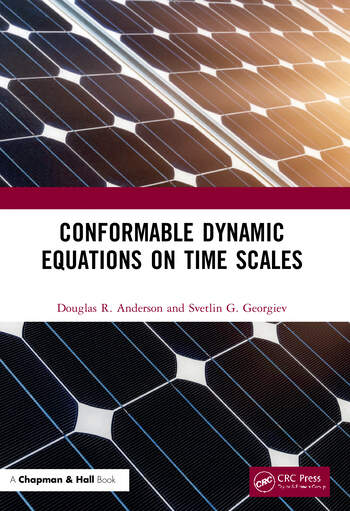 Conformable Dynamic Equations on Time Scales book cover