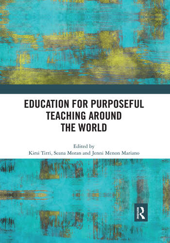 Education for Purposeful Teaching Around the World book cover