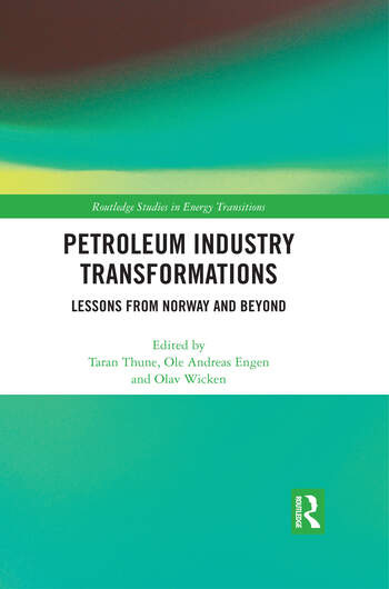 Petroleum Industry Transformations Lessons from Norway and Beyond book cover