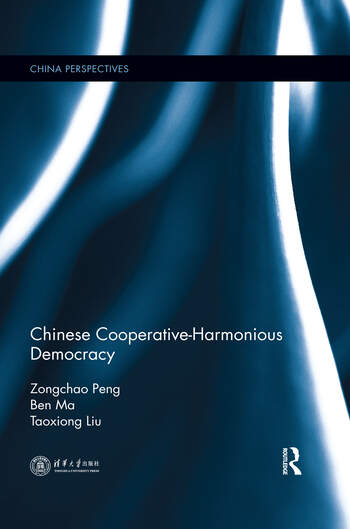 Chinese Cooperative-Harmonious Democracy book cover