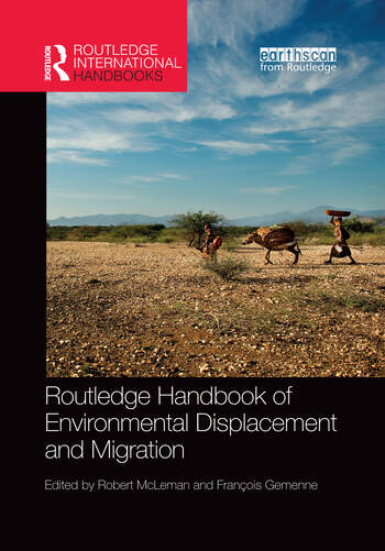 Routledge Handbook of Environmental Displacement and Migration book cover