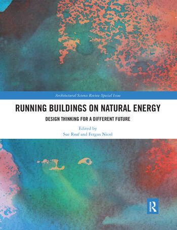 Running Buildings on Natural Energy Design Thinking for a Different Future book cover