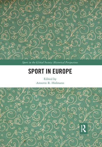 Sport in Europe book cover