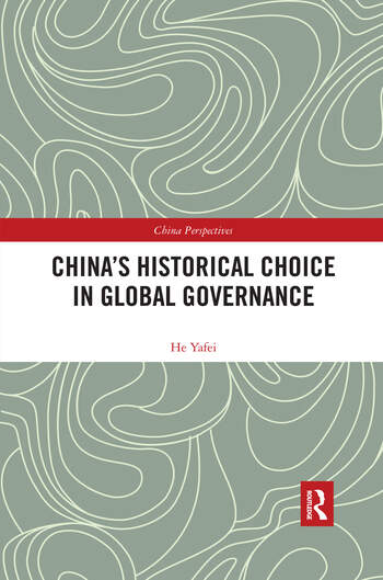 China's Historical Choice in Global Governance book cover
