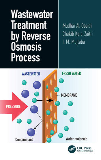 Wastewater Treatment by Reverse Osmosis Process book cover