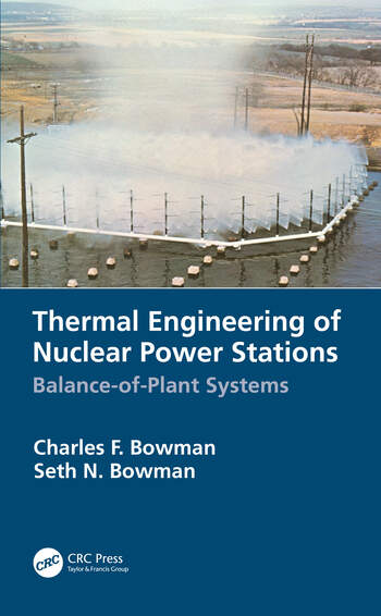 Thermal Engineering of Nuclear Power Stations Balance-of-Plant Systems book cover