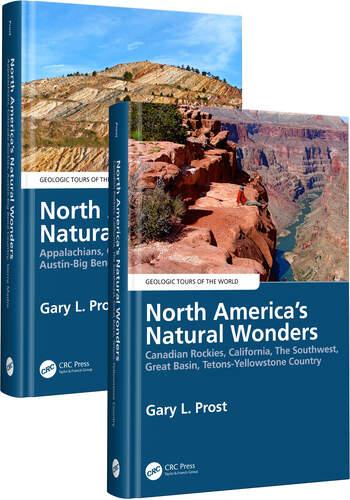North America's Natural Wonders book cover