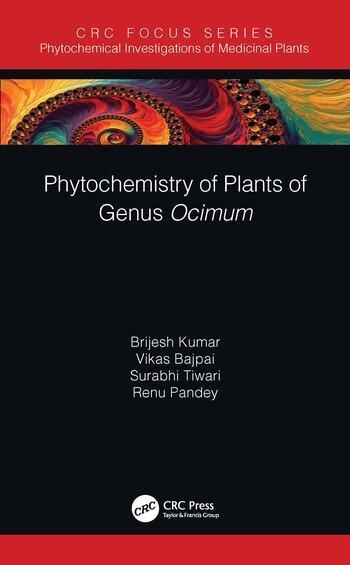 Phytochemistry of Plants of Genus Ocimum book cover