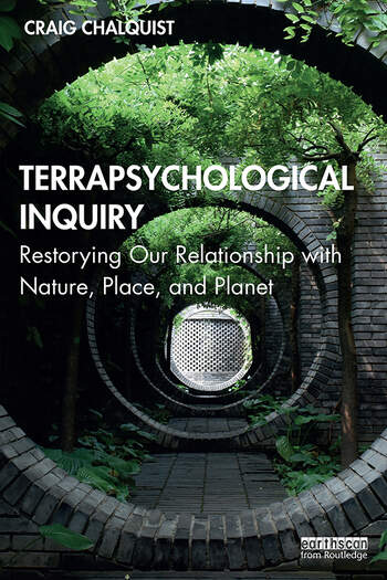 Terrapsychological Inquiry Restorying Our Relationship with Nature, Place, and Planet book cover
