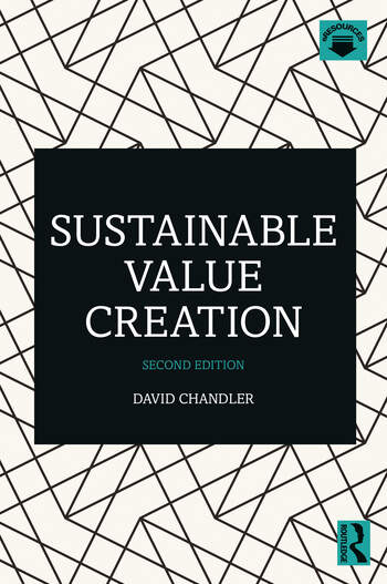 Sustainable Value Creation book cover