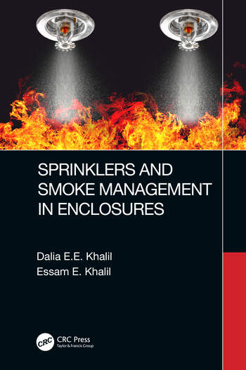 Sprinklers and Smoke Management in Enclosures book cover