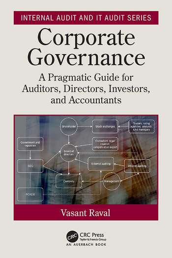 Corporate Governance A pragmatic guide for auditors, directors, investors, and accountants book cover