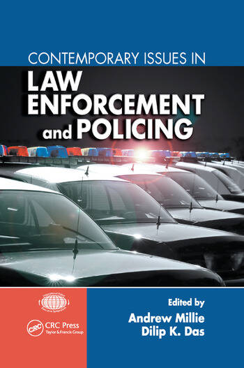 Contemporary Issues in Law Enforcement and Policing book cover