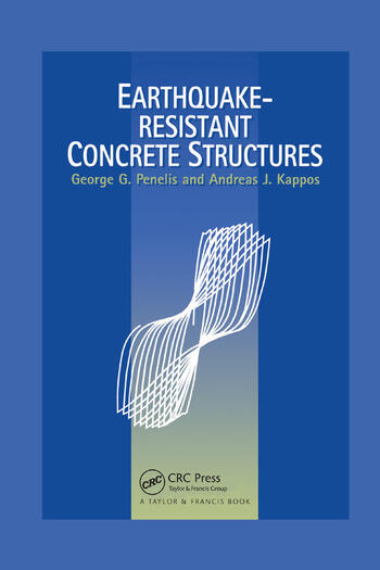 Earthquake Resistant Concrete Structures book cover