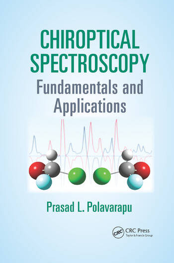 Chiroptical Spectroscopy Fundamentals and Applications book cover
