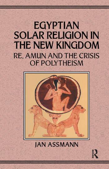 Egyptian Solar Religion book cover