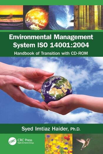 Environmental Management System ISO 14001: 2004 Handbook of Transition with CD-ROM book cover