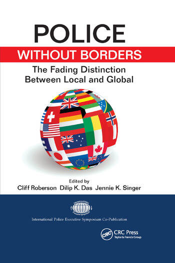 Police Without Borders The Fading Distinction between Local and Global book cover