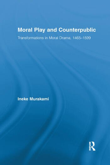 Moral Play and Counterpublic book cover