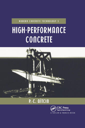 High Performance Concrete book cover