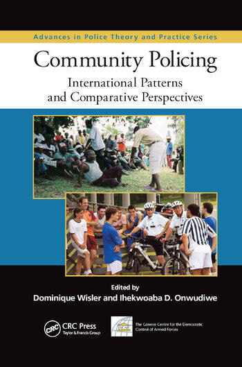 Community Policing International Patterns and Comparative Perspectives book cover