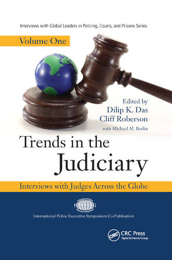 Trends in the Judiciary Interviews with Judges Across the Globe, Volume One book cover
