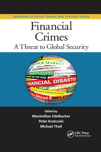 Financial Crimes A Threat to Global Security book cover