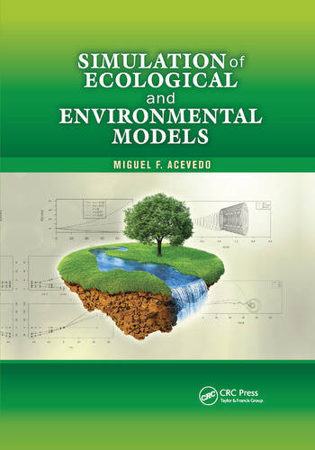 Simulation of Ecological and Environmental Models book cover