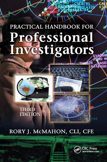Practical Handbook For Professional Investigators