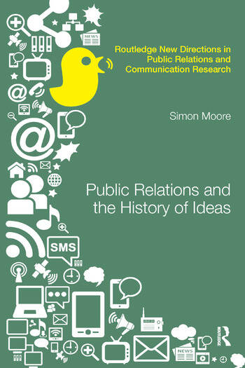 Public Relations and the History of Ideas book cover