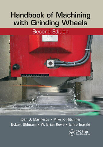 Handbook of Machining with Grinding Wheels book cover