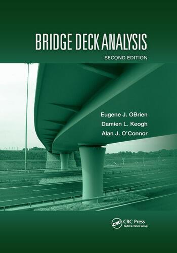 Bridge Deck Analysis book cover