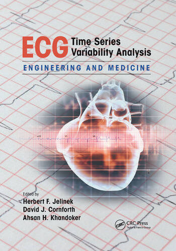 ECG Time Series Variability Analysis Engineering and Medicine book cover