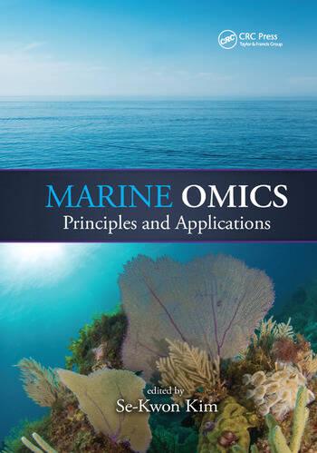 Marine OMICS Principles and Applications book cover