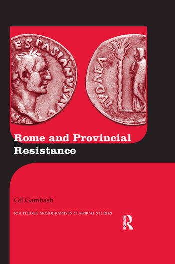 Rome and Provincial Resistance book cover