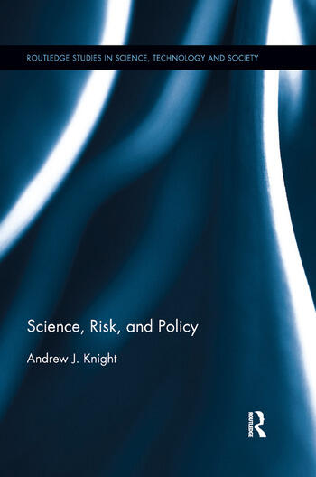 Science, Risk, and Policy book cover