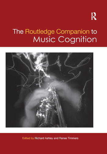 The Routledge Companion to Music Cognition book cover
