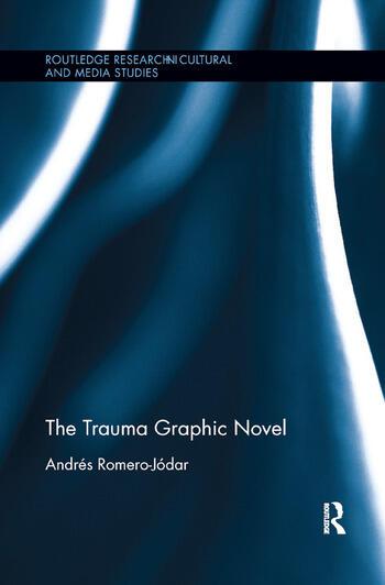 The Trauma Graphic Novel book cover