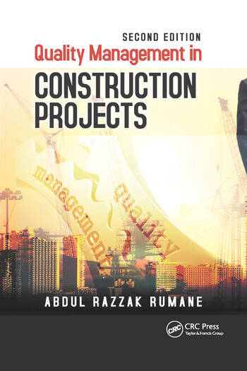 Quality Management in Construction Projects book cover