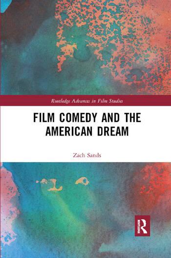 Film Comedy and the American Dream book cover