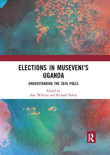 Elections in Museveni's Uganda book cover