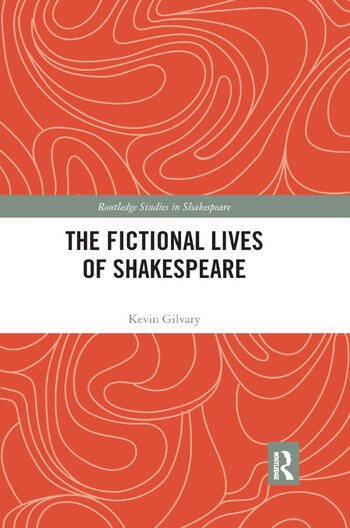 The Fictional Lives of Shakespeare book cover