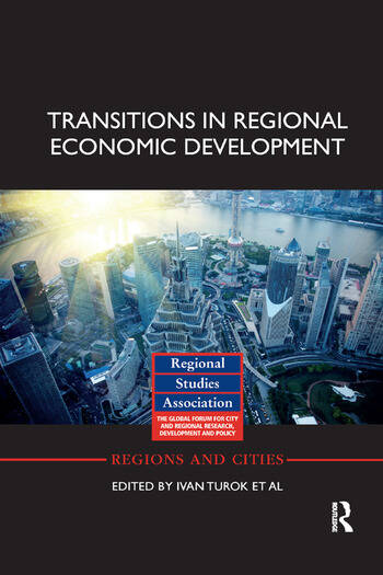 Transitions in Regional Economic Development book cover
